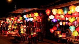 Twinkle Hoi An Town At Night