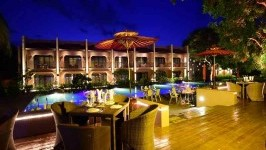 Accommodation in Bagan