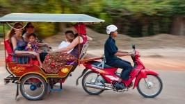 Cambodia local transportation
