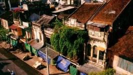 The Tube Houses of Hanoi's Old Quarter