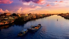 Three ways to experience the Mekong River