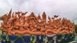 Khao Phansa Festival 2020 in Thailand