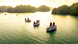 Top 10 Best Cruises in Halong Bay [NEW UPDATE 2020]