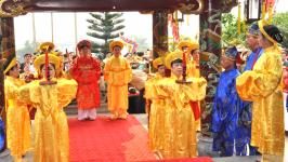 Cua Ong Temple Festival