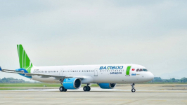 Bamboo Airways first regular international flights officially launched