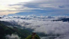 November – Time for Cloud Hunting in Vietnam