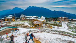 How cold is it in Northern Vietnam Winter?