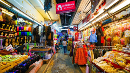 Top 5 markets for food lovers in Thailand