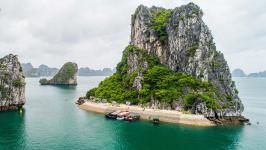 Halong, Bai Tu Long and Lan Ha - Three Brothers in the Gulf of Tonkin
