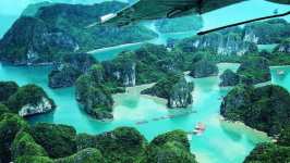 Fly from Hanoi to Halong Bay: Guide to Book the Best Flight