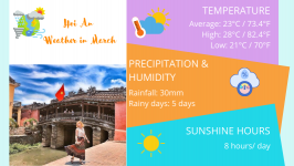 Hoi An Weather in March: Temperature & Things to Do