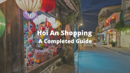 Tips for Shopping in Hoi An 2021