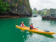 Top 5 Areas For Kayaking In Halong Bay 2020