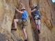 Climbing Halong Bay