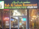 Top 5 Halal Restaurants For Muslim Travelers in Pattaya