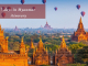 7 days in Myanmar itinerary