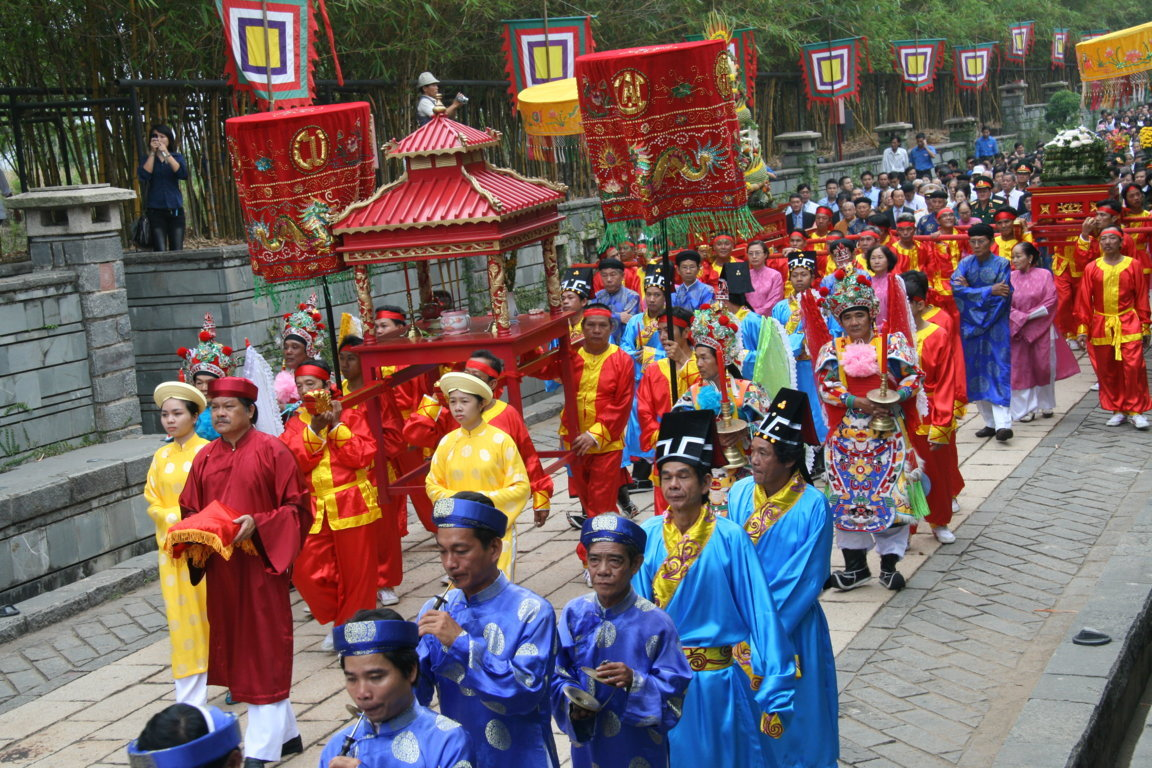Hung King Temple Festival
