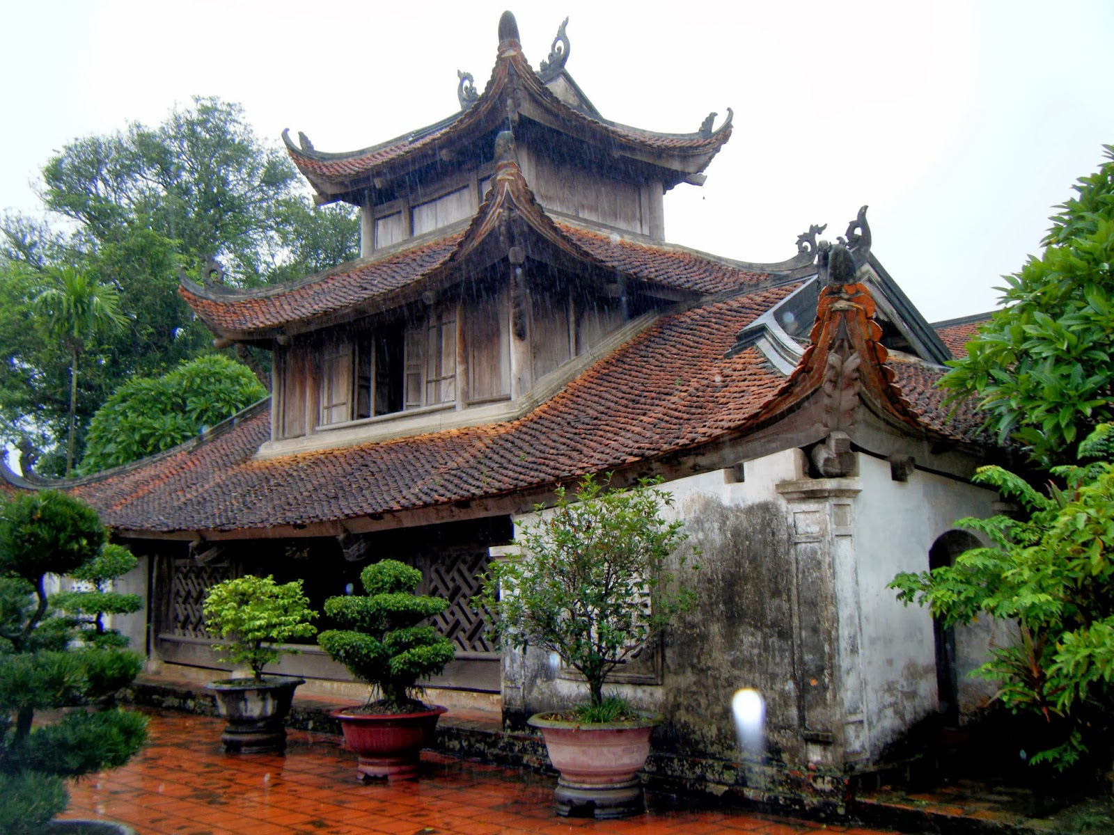 Vietnamese Architecture Reflecting One Part Of Vietnamese Culture Bestprice Travel