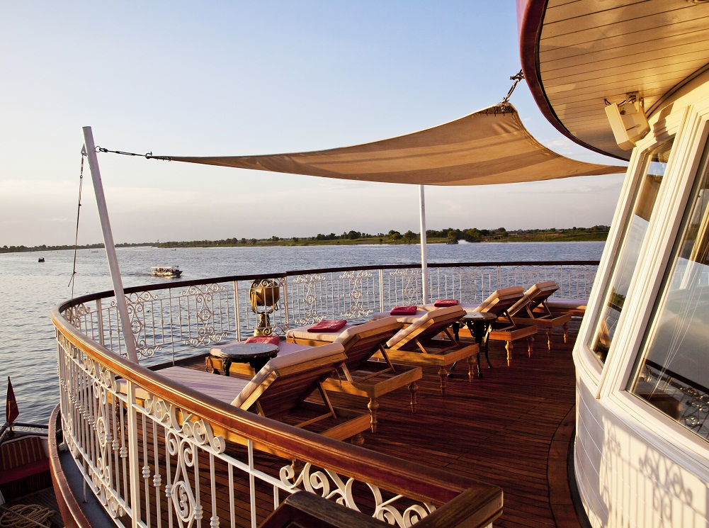 Sundeck on Cruise