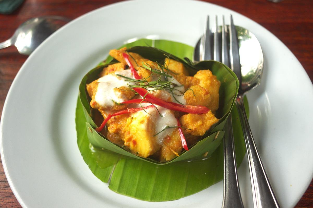 Amok Cambodia Traditional Food