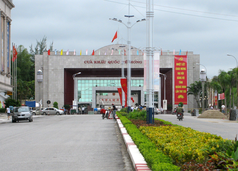 Mong Cai Border