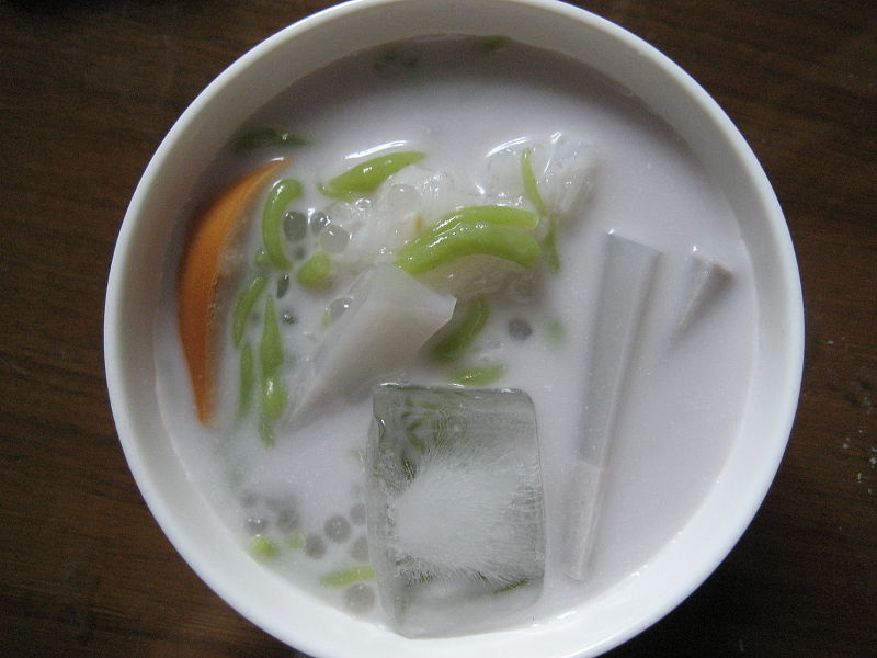 Shwe Yin Aye Is A Popular Refreshing Dessert