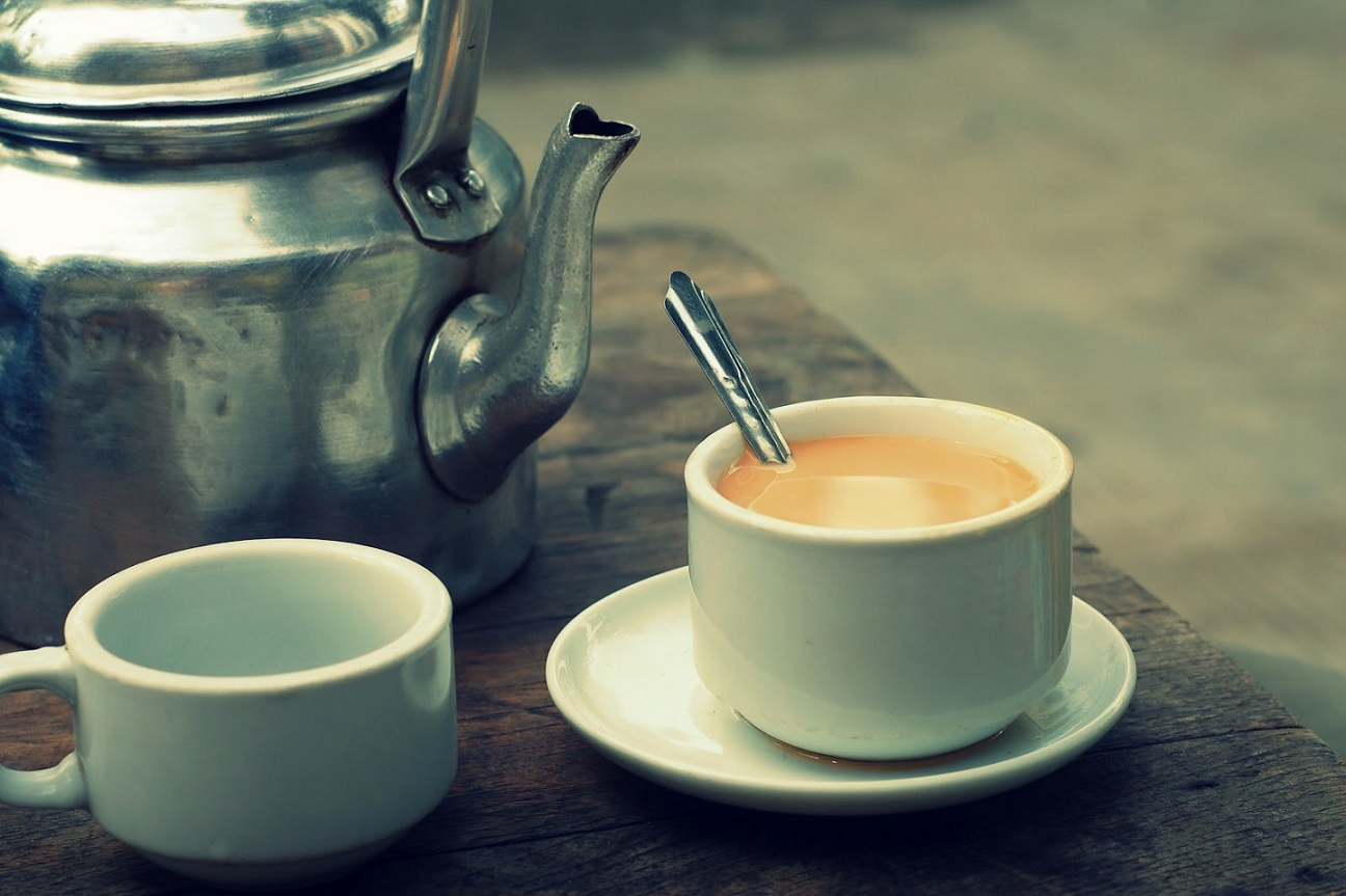 A cup of heaven