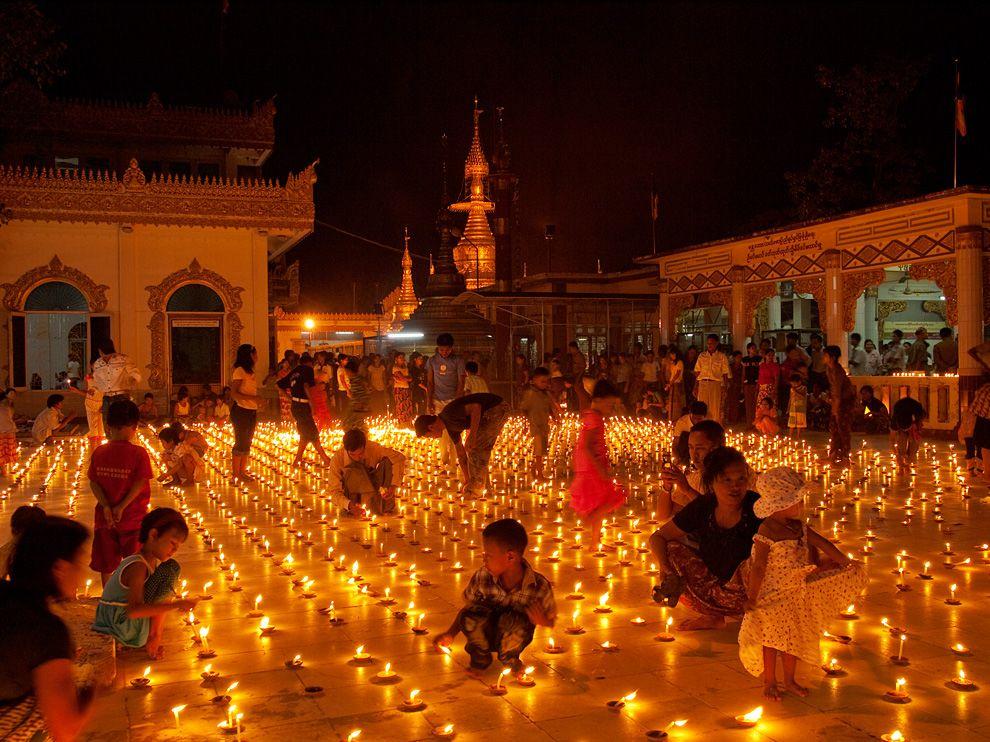 Myanmar Festival of Lights