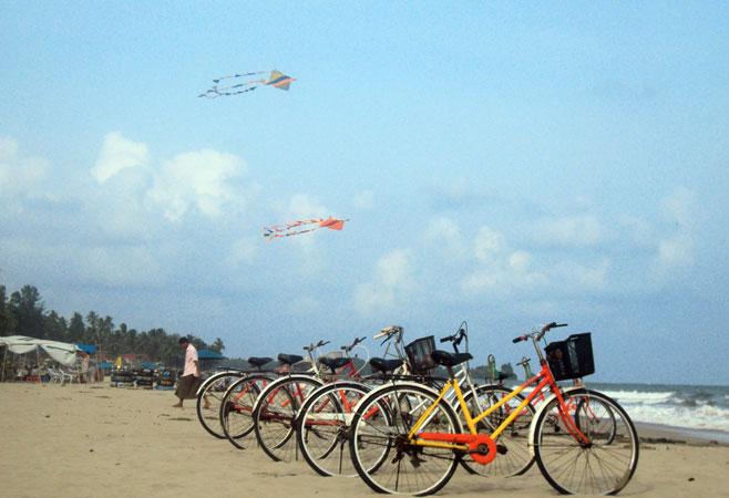 Enjoy Beach Holiday at Chaung Tha Beach Myanmar