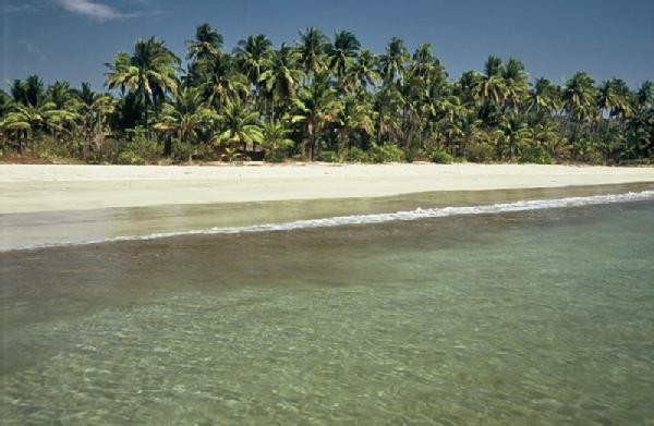 Best beach break in Kanthaya Beach Myanmar