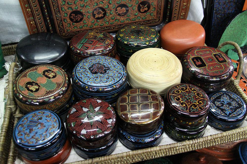 Myanmar Laquerwares