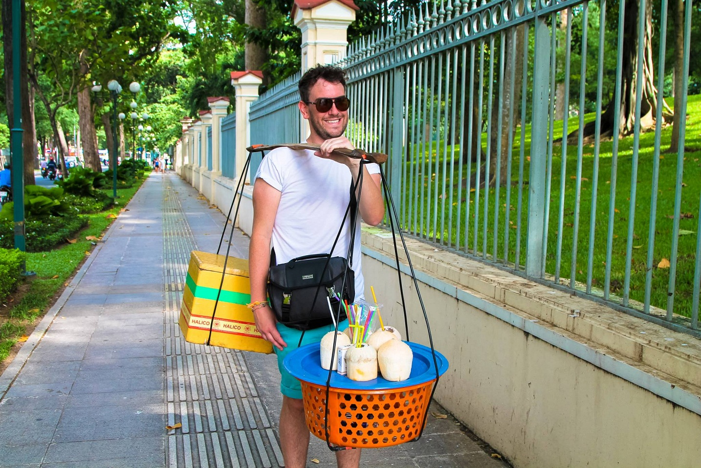 Try a new Asian experience in Vietnam