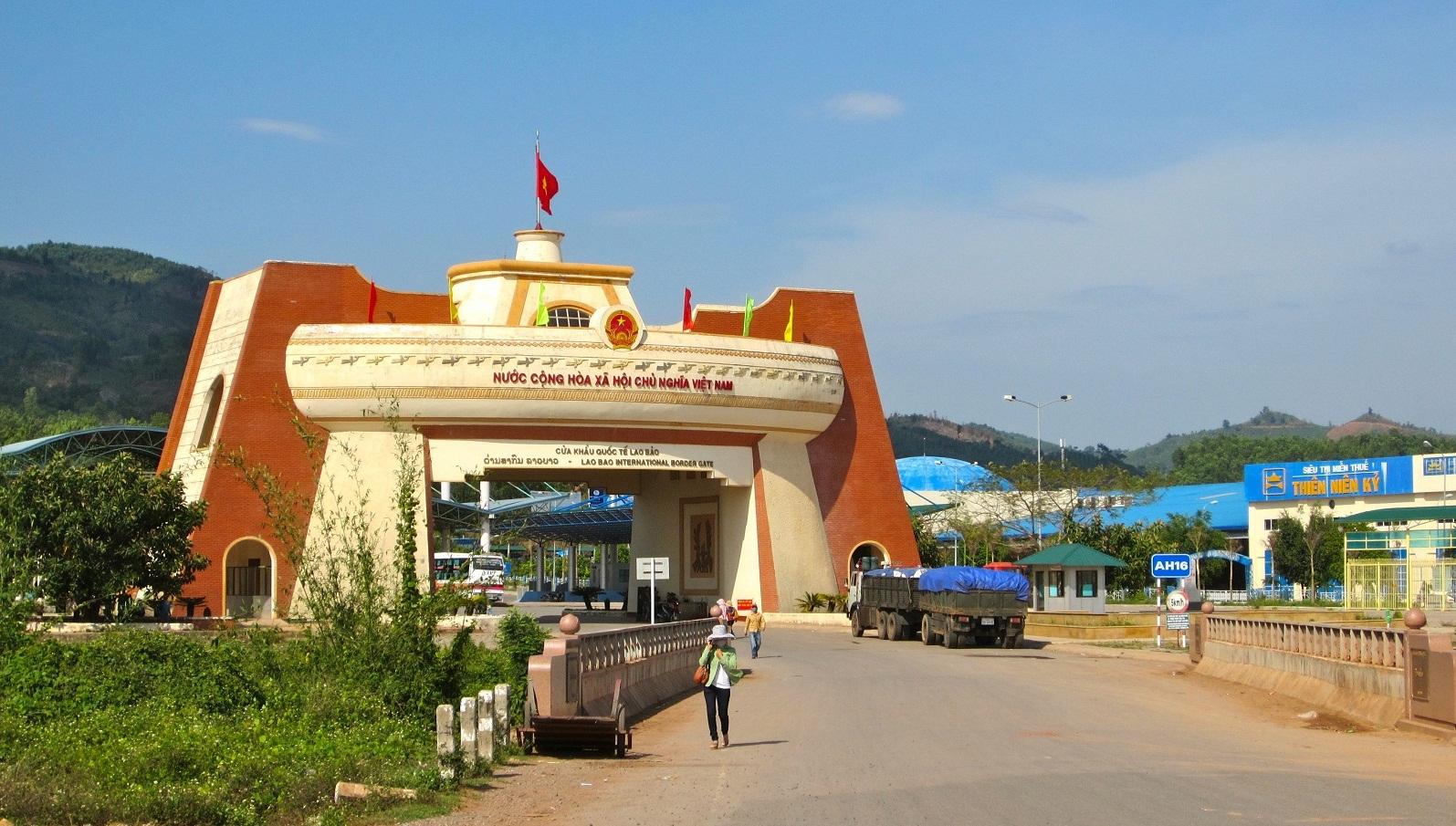 Lao Bao - Dansavanh International Border Gate