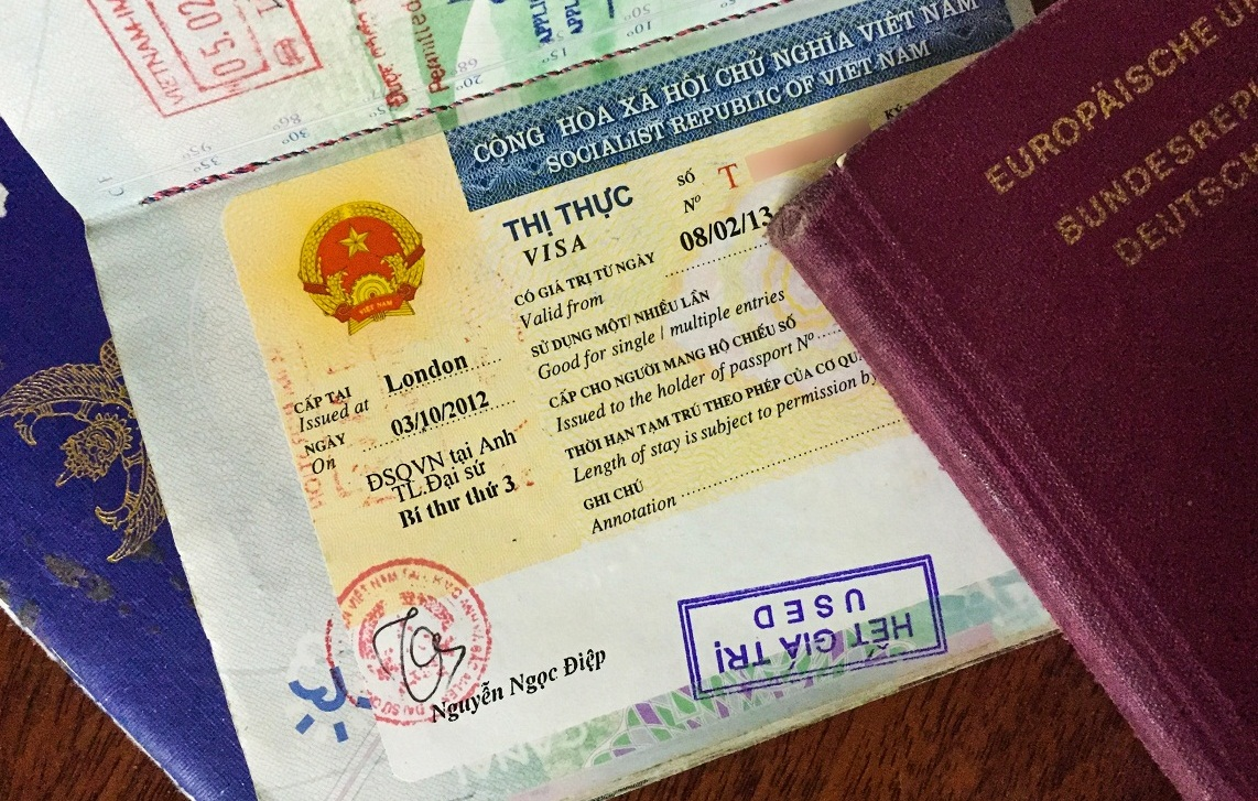 Vietnam Visa - tips for first time visitors when traveling to vietnam