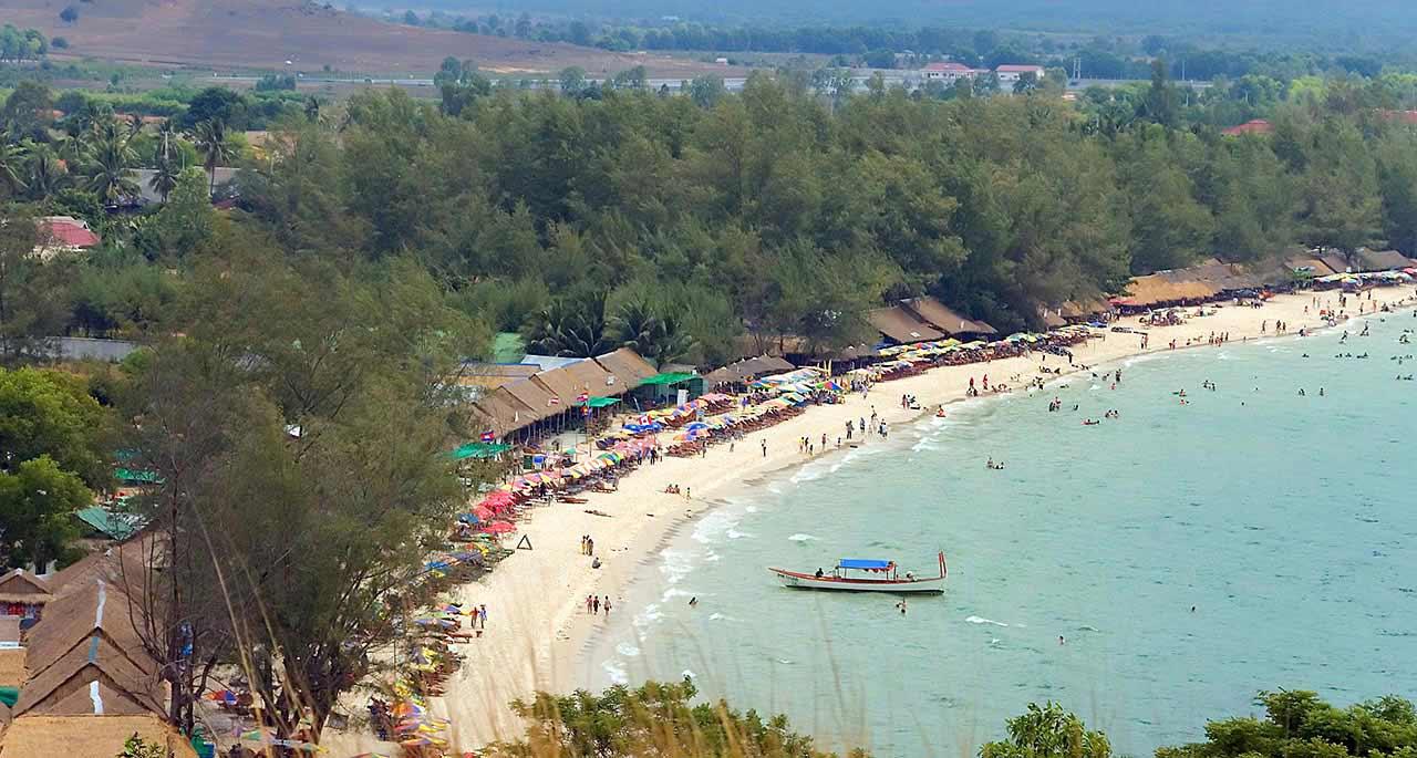 Sihanoukville - Cambodia's Premier Beach Town