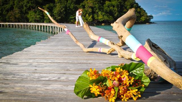 Enjoy your honeymoon in Sihanoukville