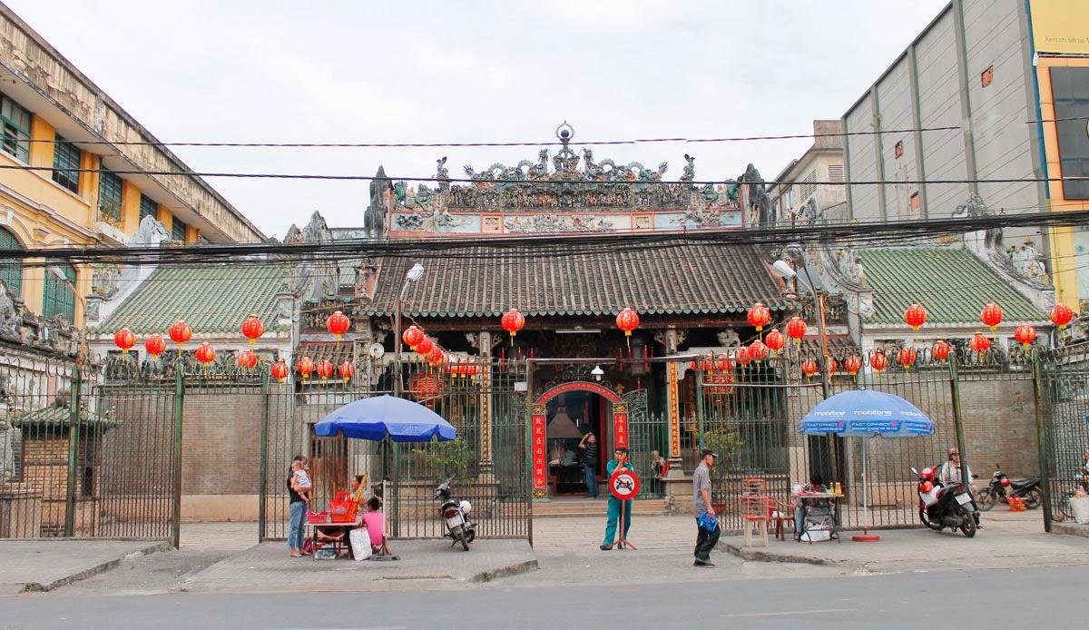 Lady Thien Hau Pagoda