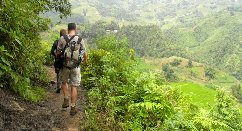 Trekking in Sapa in Northern Vietnam