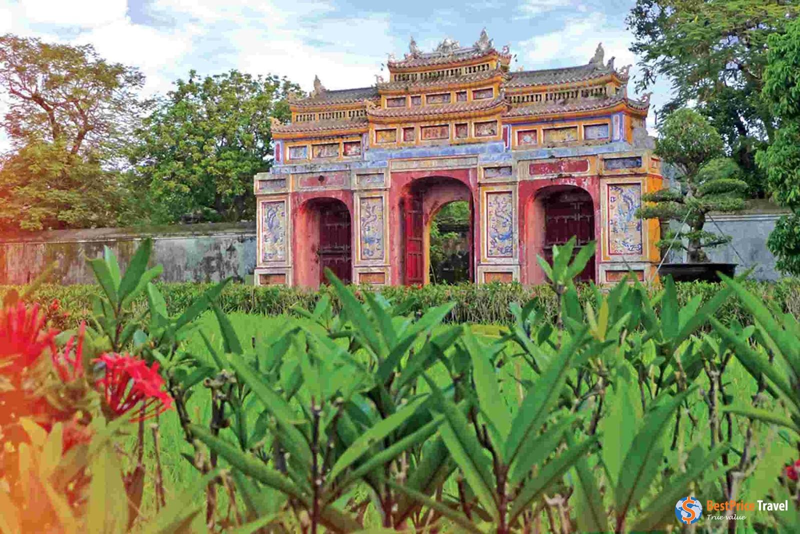 Tomb in Hue