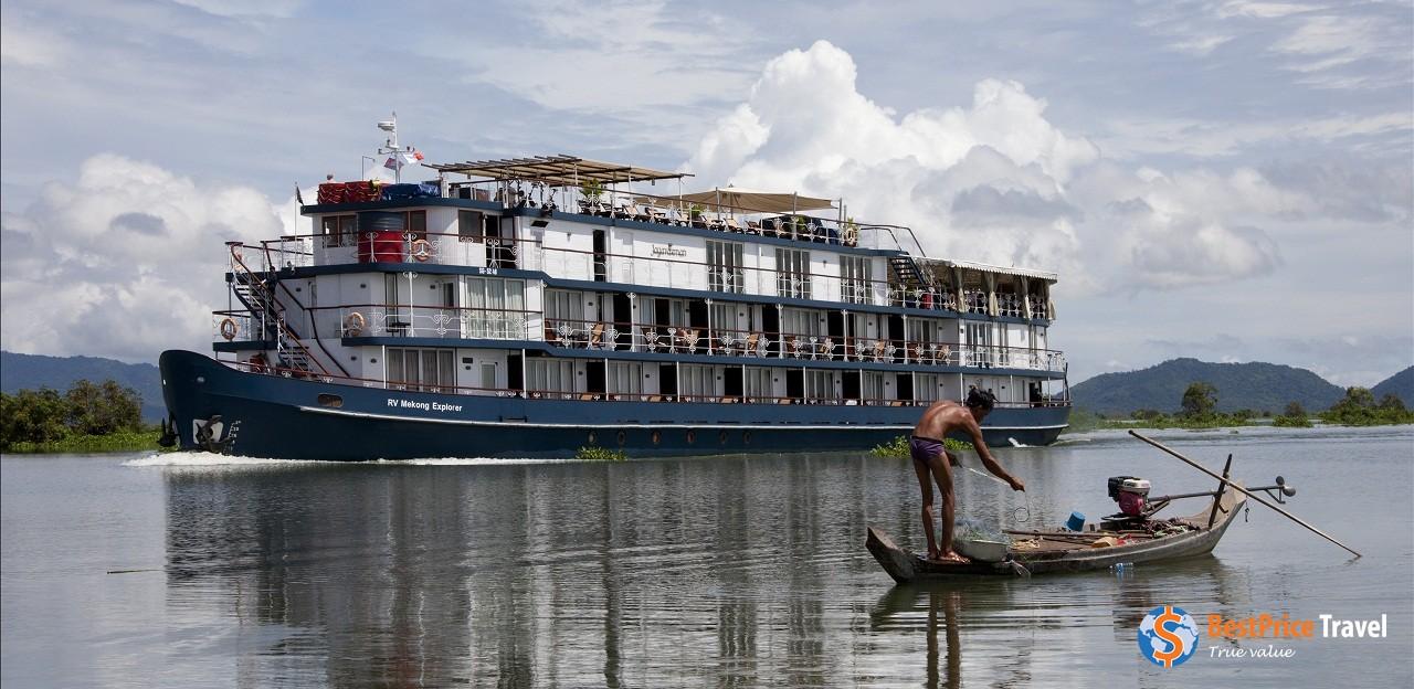 River cruises - Vietnam Boat Trip