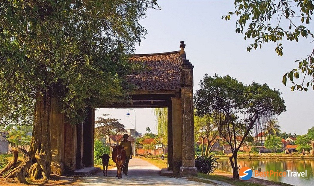 Duong Lam Village - 1 of the most charming village in Vietnam