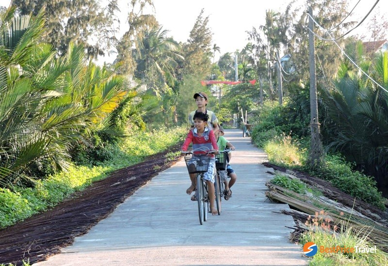 Cam Thanh village - the most beautiful village outside hoi an, vietnam