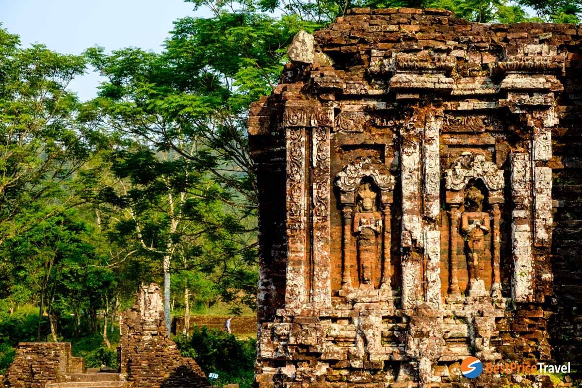 the temples in My Son remain mysteries in vietnam