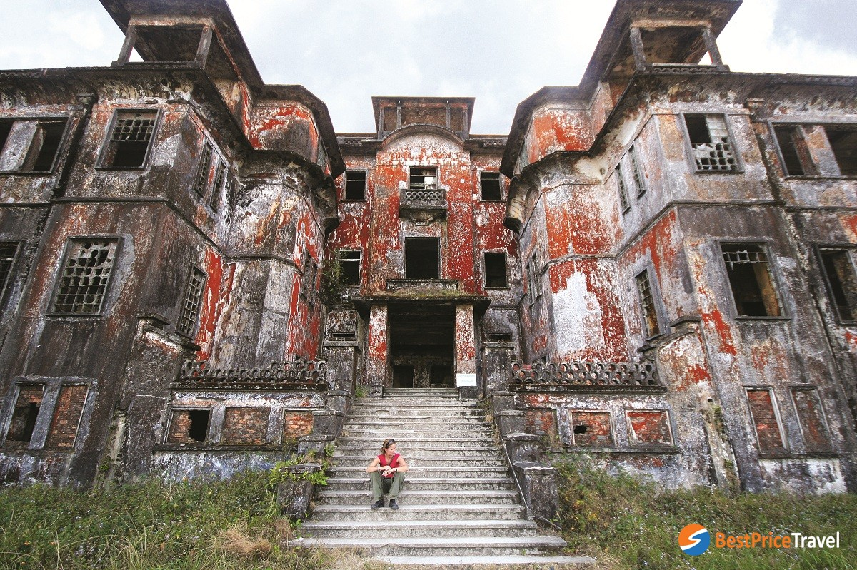 Bokor Hill Station - mysterious places in cambodia