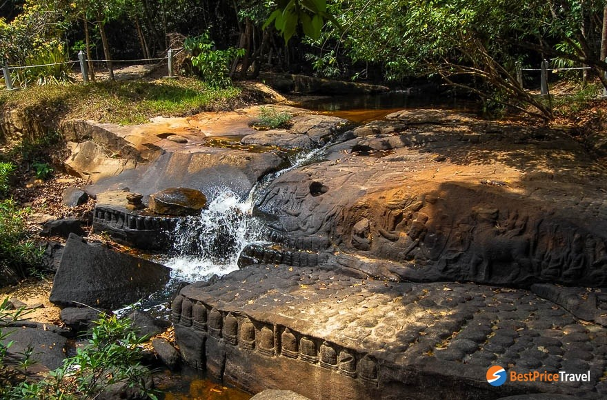Kbal Spean, Cambodia - one of the most mysterious places in indochina