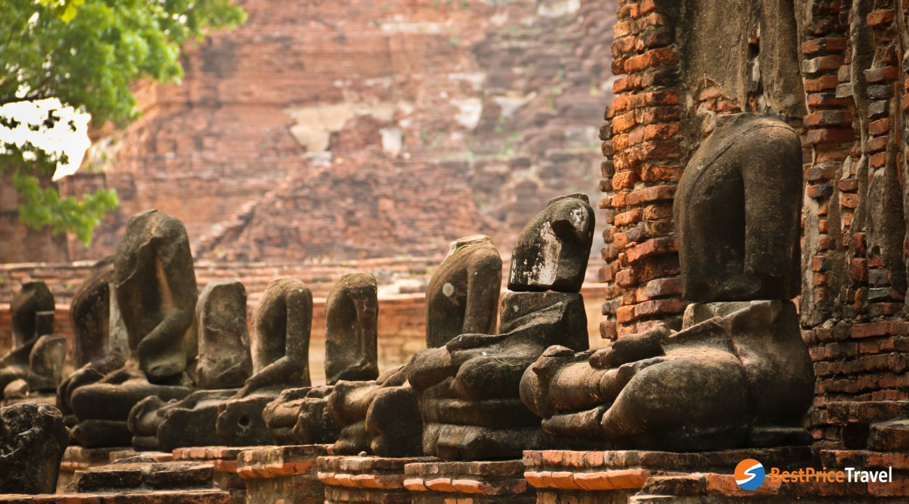 Ayutthaya - one of the most mysterious place in thailand