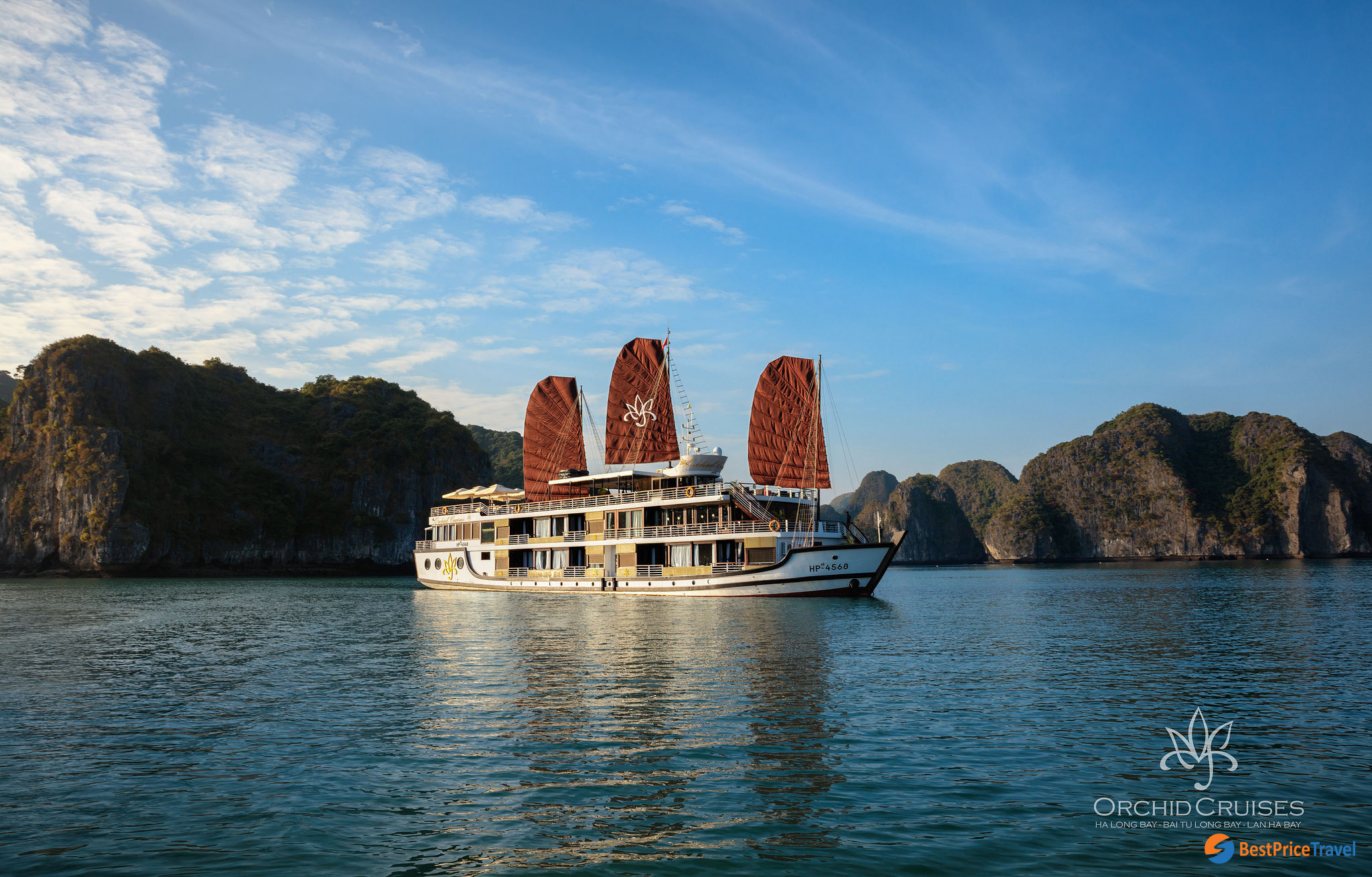 Lan Ha Bay Orchid Cruises