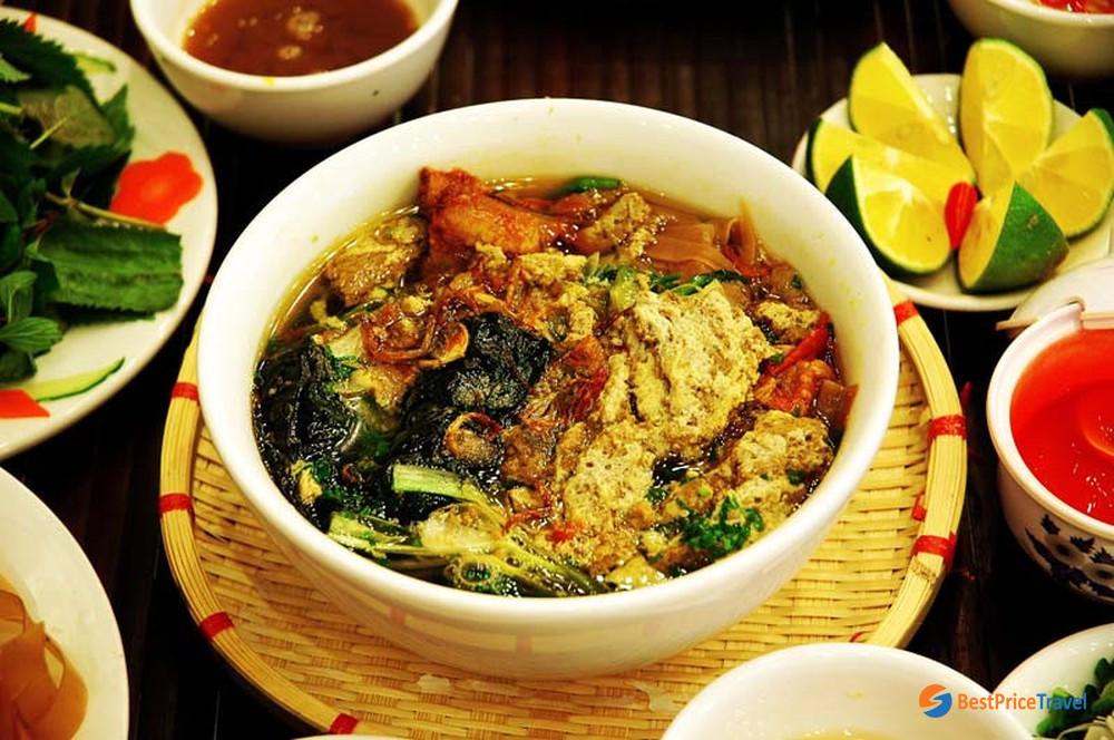 Banh Da Cua - Must-Try Vietnamese Food