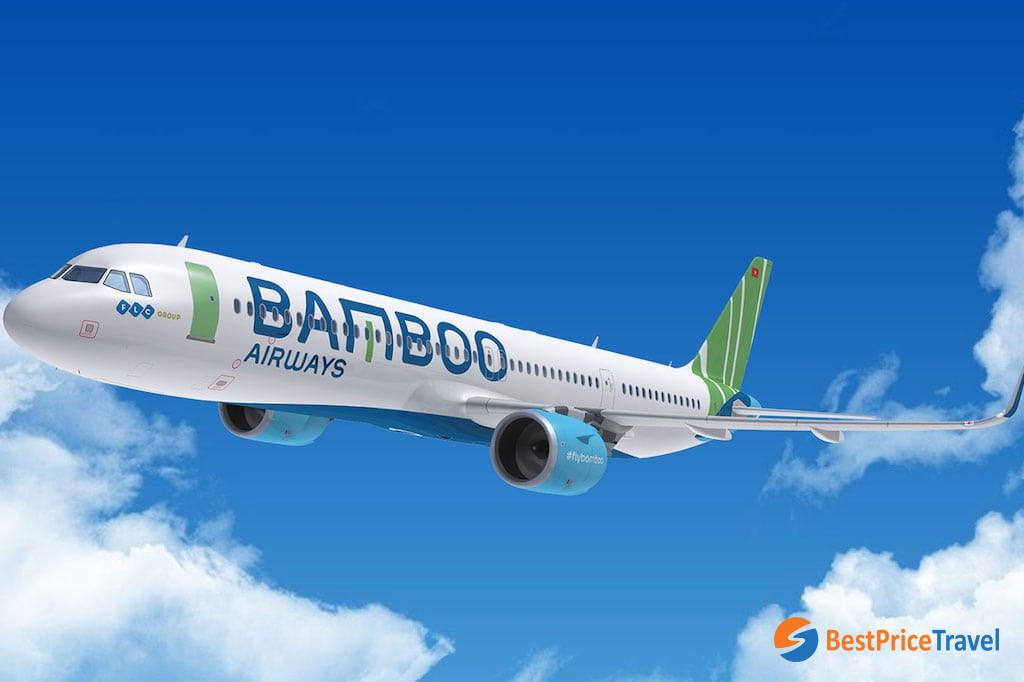 Bamboo Airways Airplane