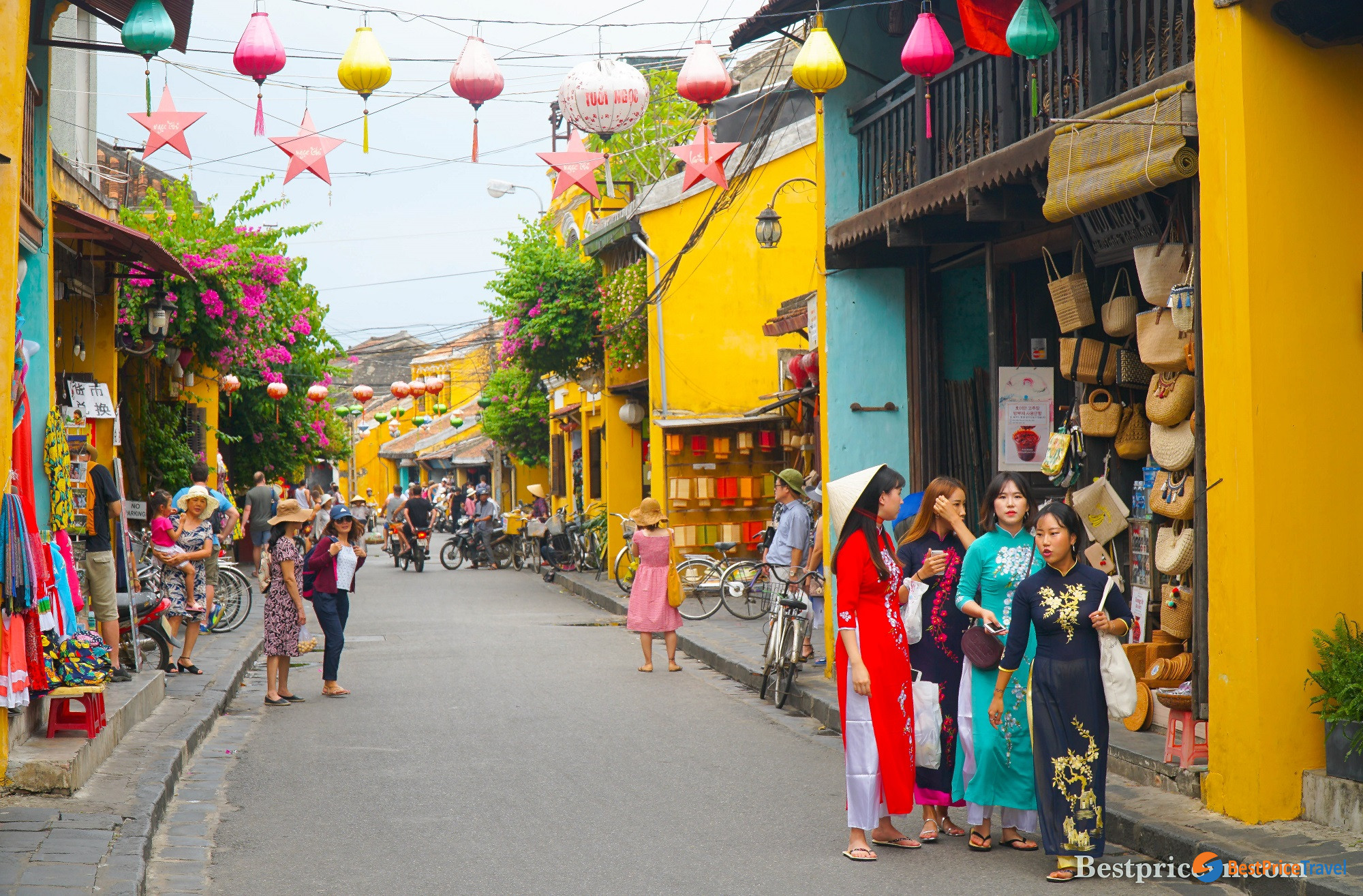 Tranquil Hoian Ancient Town